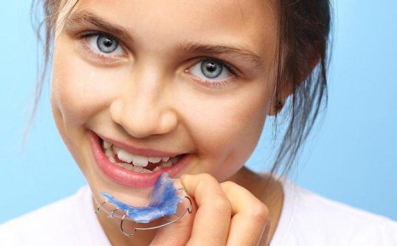 L'ortodonzia e cura delle malocclusioni.